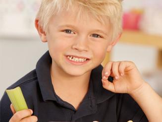 Healthy Back To School Snacks