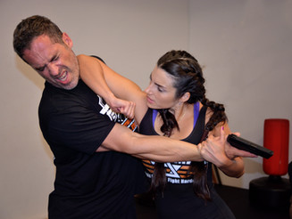 3 Lessons I've Learned in Krav Maga That Have Changed My Approach to Business