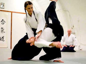 Benefits of Training in Aikido: The Way of Harmony
