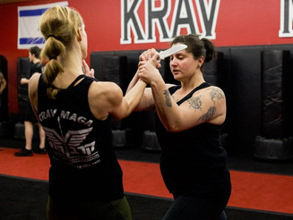 A fighting chance: Women find strength in defending themselves