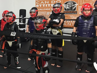 Why kids who do combat sports at a young age are better prepared for life