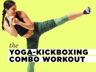 The Benefits of combiningkickboxing and yoga