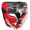 Dragon Do adjustable head protector with faceshield $90.JPG