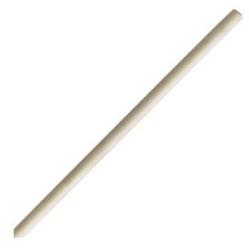 ladies white wax wood long jo staff $30.JPG