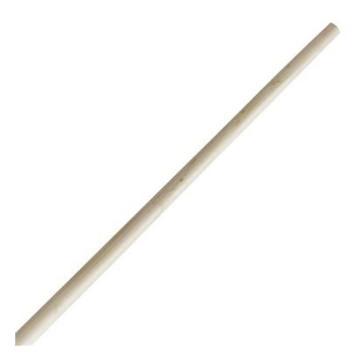 youth tapered white wax wood staff $30.JPG