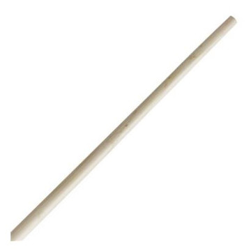 youth tapered white wax wood staff $30.JPG
