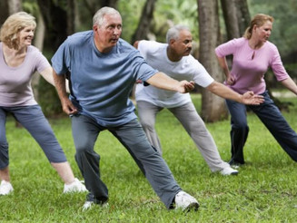 Try Tai Chi to improve balance & avoid falls