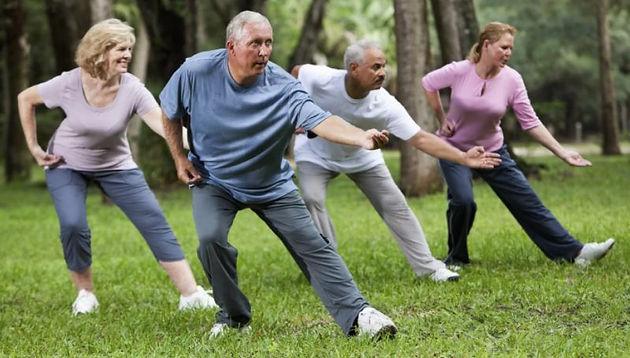 Try Tai Chi to improve balance & avoid falls