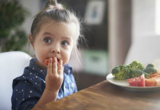 The Definitive Guide to Children's Nutrition