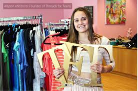 Threads for Teens Providing Assistance, Hope & Dignity to Area Teens