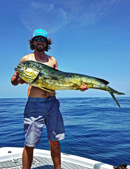 Melbourne beach fishing charter
