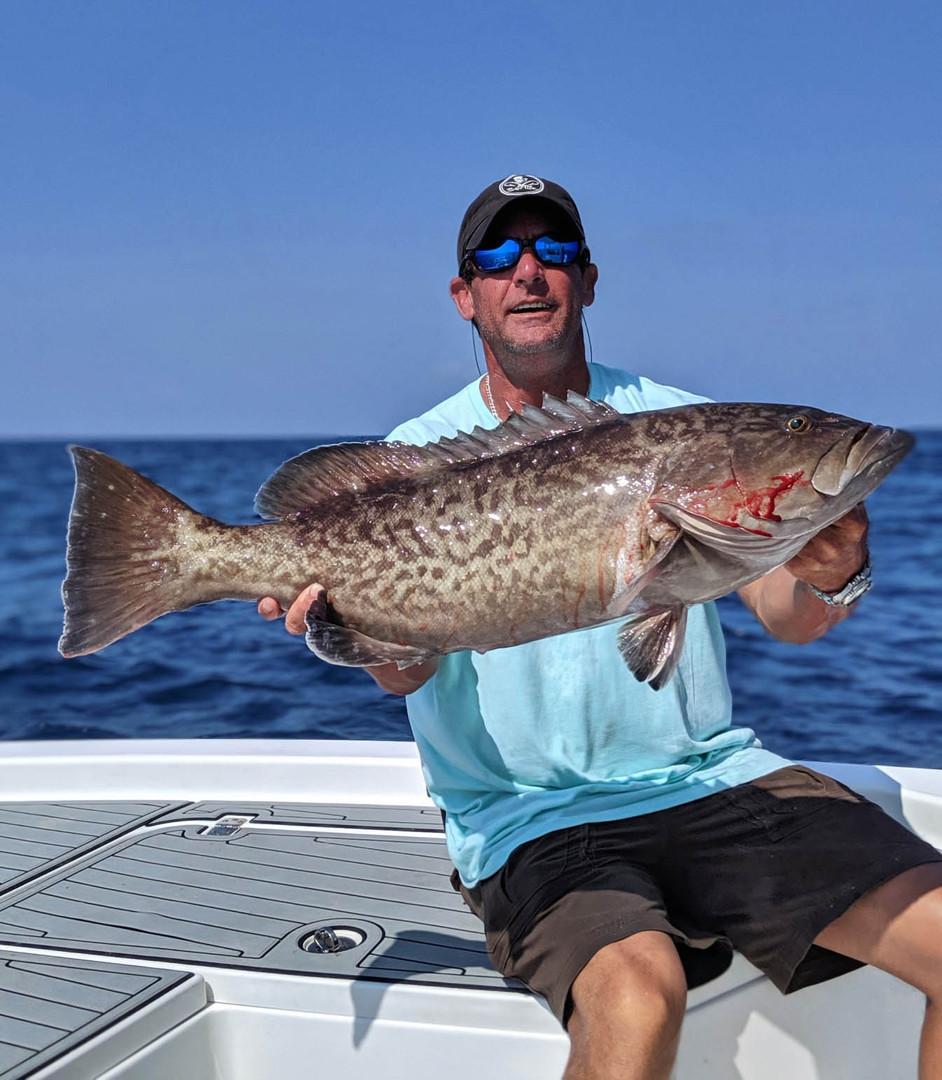 vero beach grouper charter