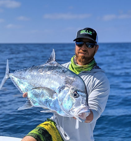 pompano caught in sebastian