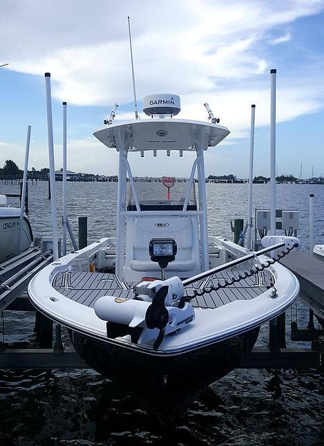 Vero beach charter boat