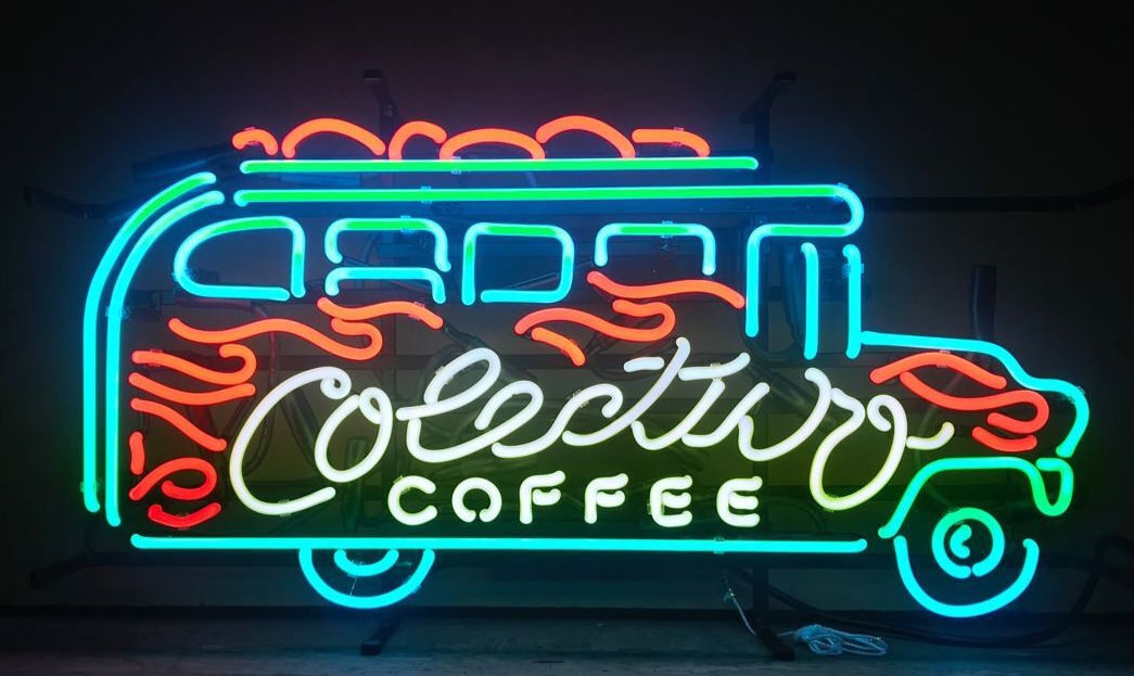 Colectivo Bus Neon
