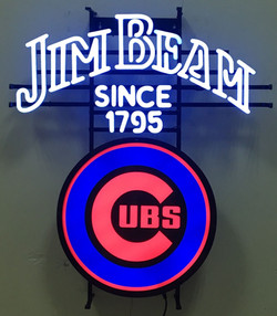 Jim Beam MLB LED
