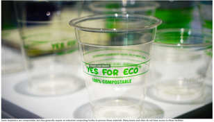 Recycling Myth of the Month: Plant-based bioplastics are not as 'green' as some think