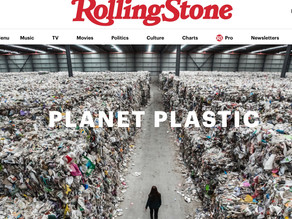 Every human on Earth is ingesting nearly 2,000 particles of plastic a week...