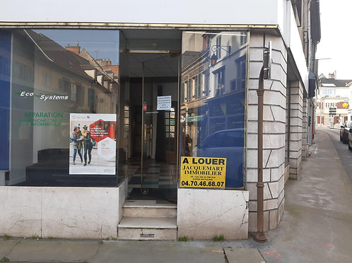 9878 Local commercial Moulins