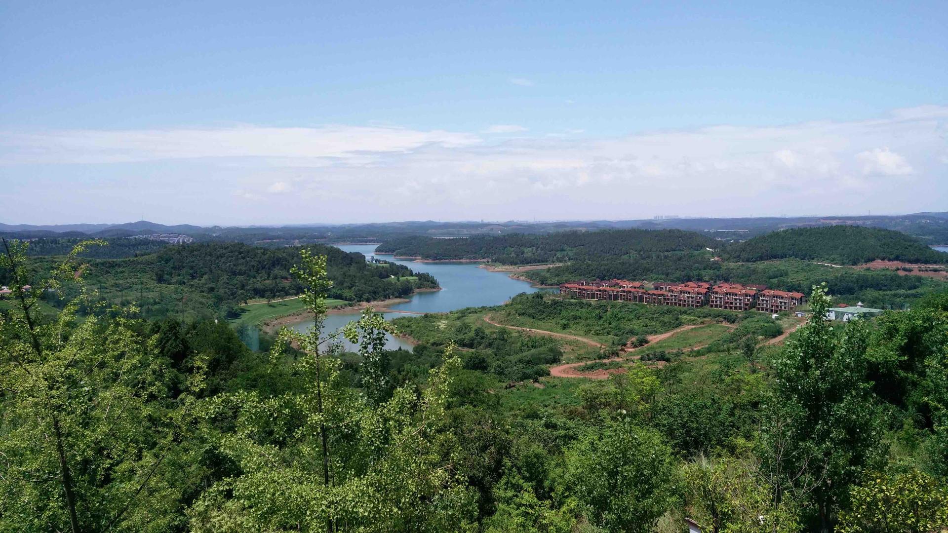 MianYang scenery