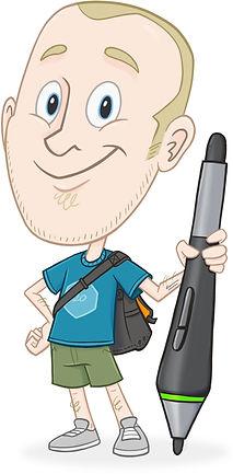 chris howker, character design, illustraton, illustrator, designer, manchester