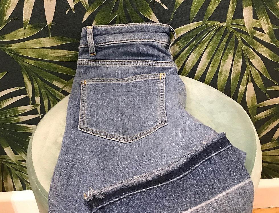 Funky Wide Leg Jeans