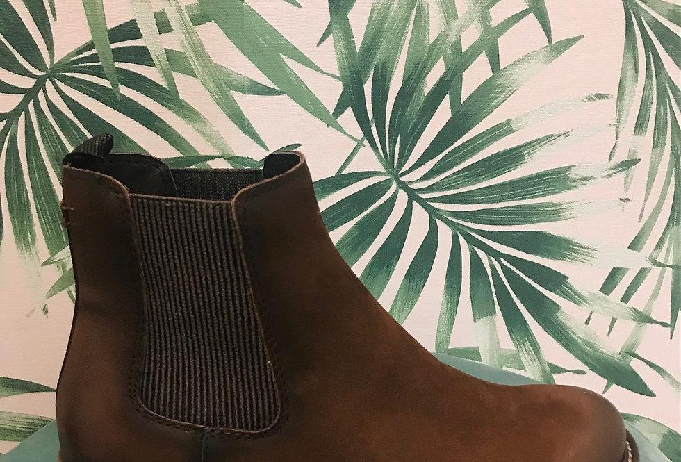Tan Jodhpur Boot