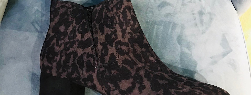Animal Ankle Boot