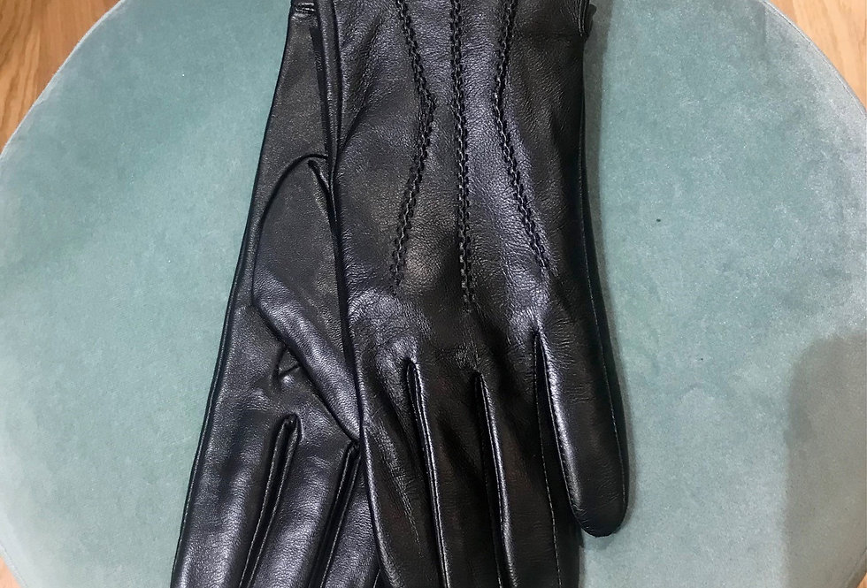 Stitched Leather Glove