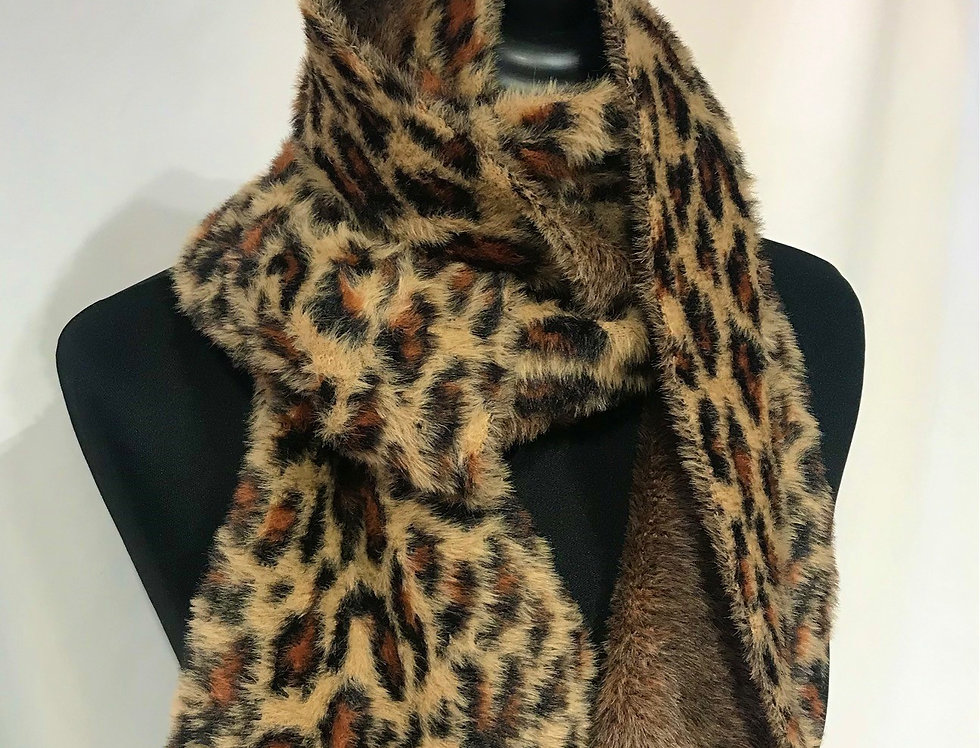 Super Soft Animal Scarf