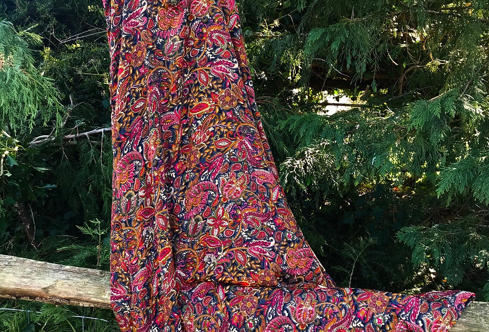 Silky Stap Dress