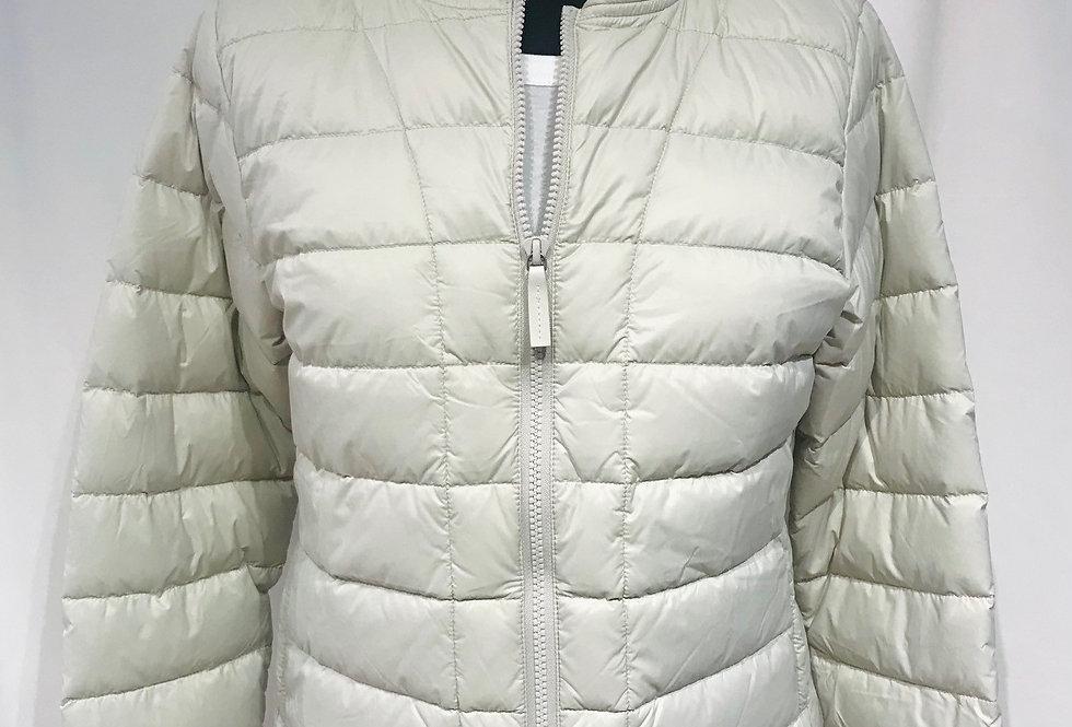 Cream Puffa Jacket