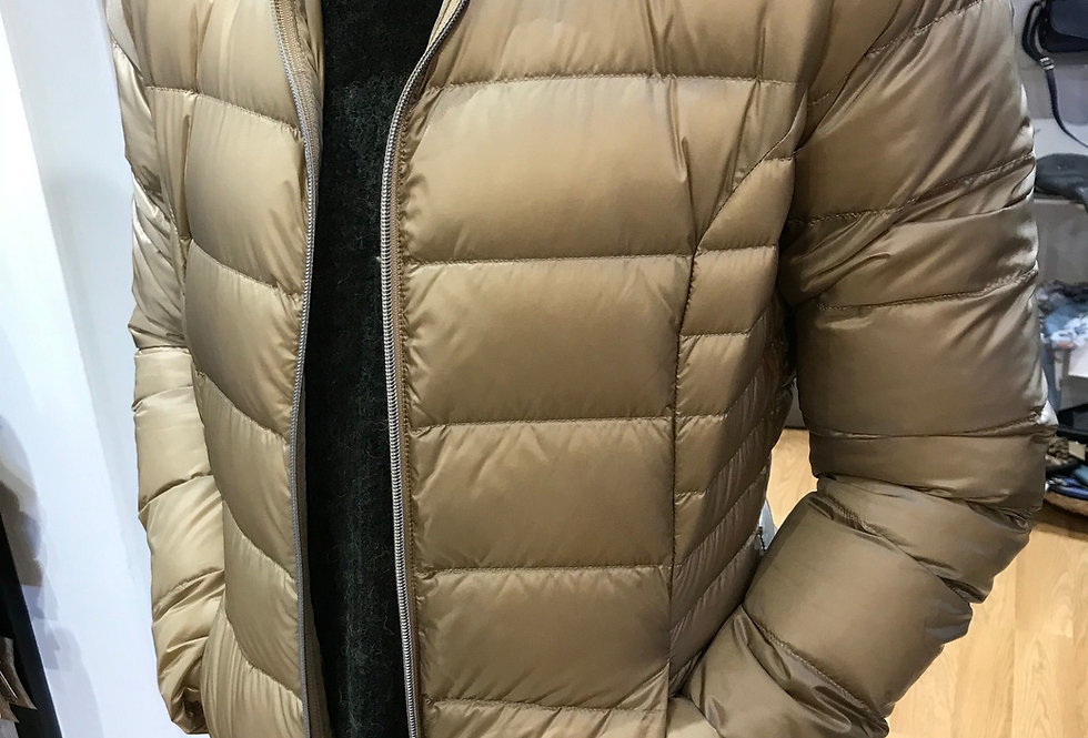 Fitted Puffa Jacket