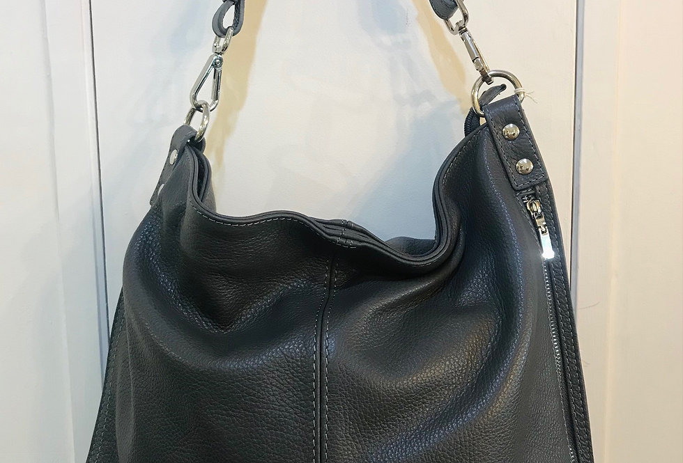 Slouch Bag Leather