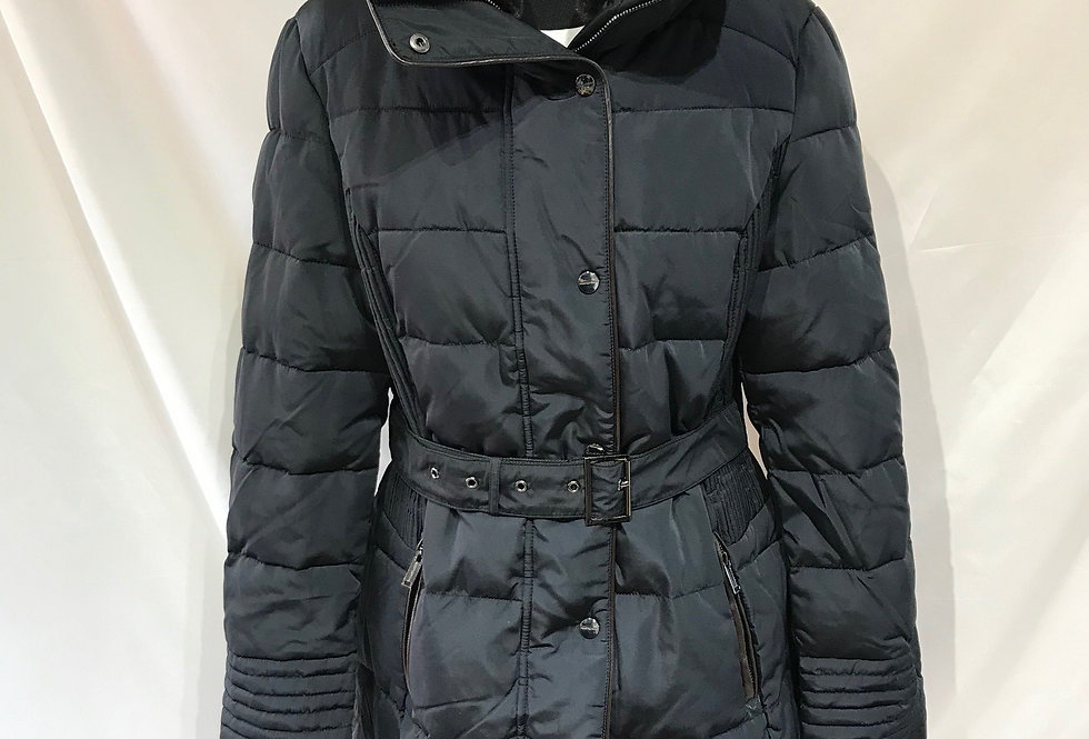 Navy Padded Coat