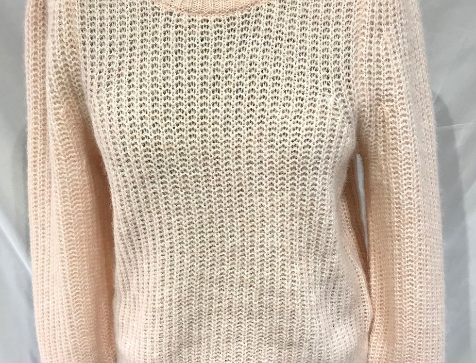 Pink Chunky Jumper
