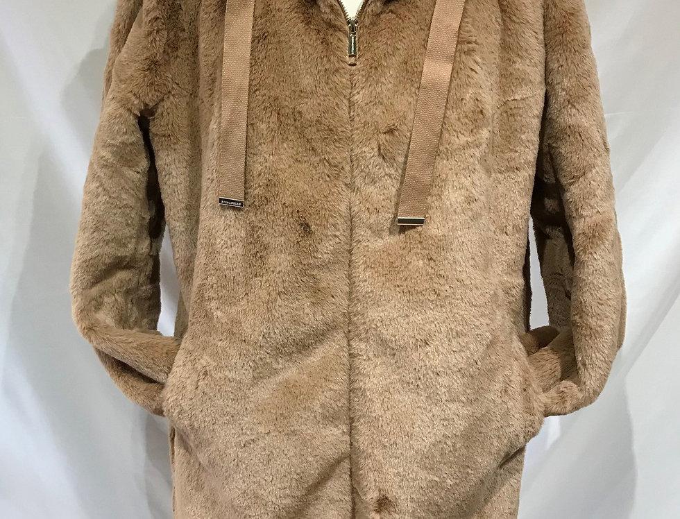 Teddy Zip Fur