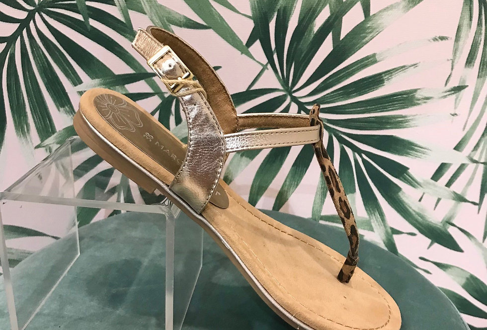 Toe Thong Sandal