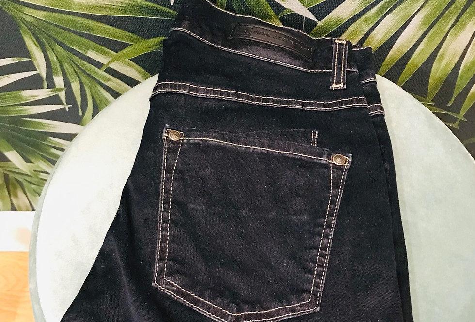 Slim Leg Denim Jeans