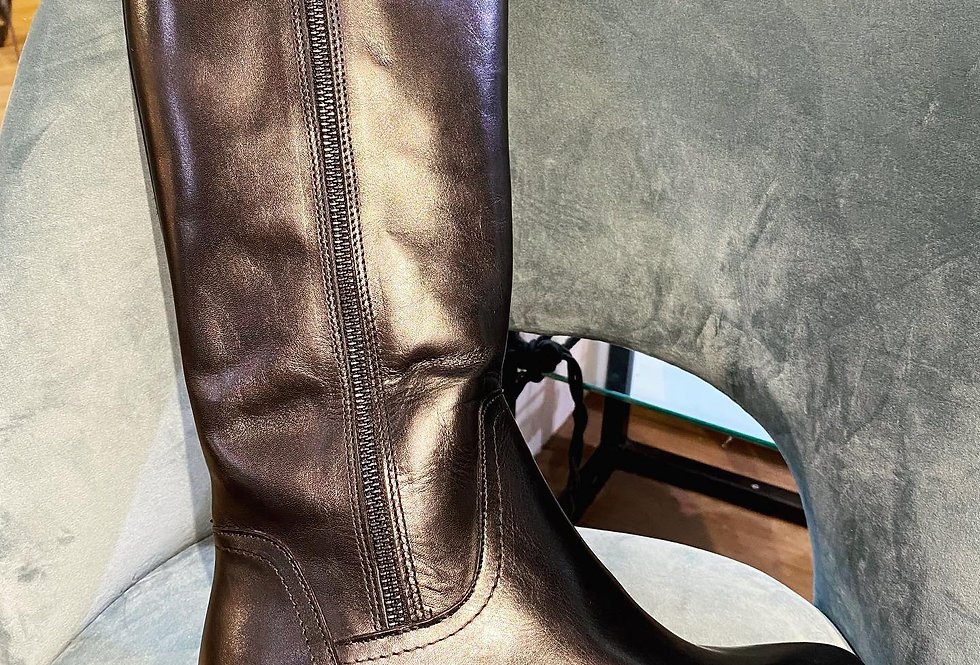 Long Black Riding Boot