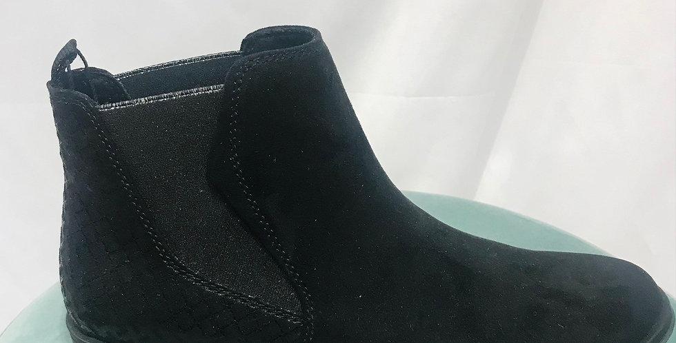 Silver Trim Jodhpur Boot