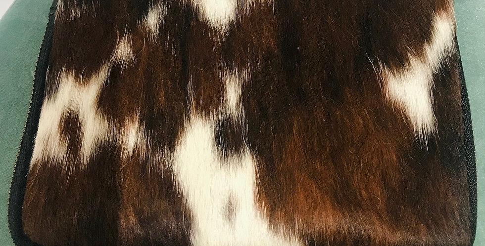 Cow Hide Clutch/Shoulder