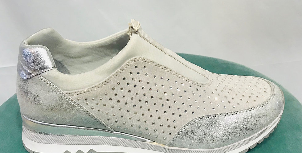 Silver Sparkle Trainer