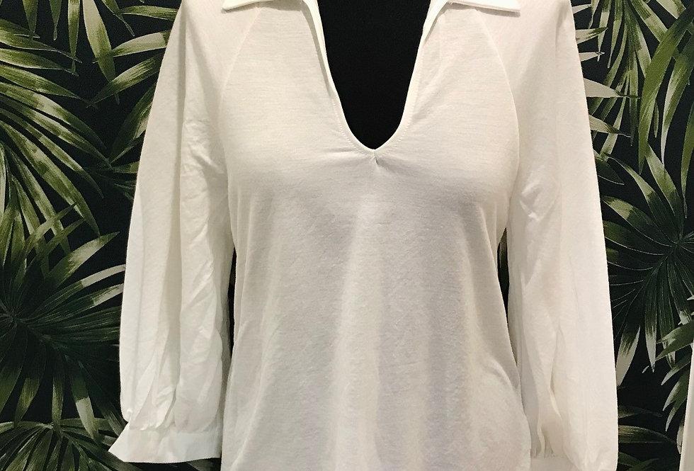Soft White Shirt