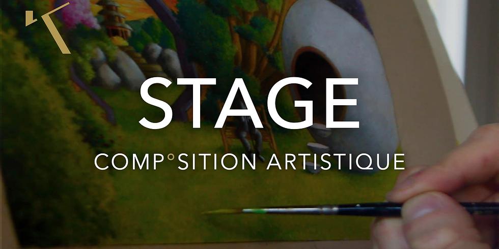 STAGE COMPOSITION ARTISTIQUE