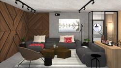 ÉnTér design belsőépítészeti terv
