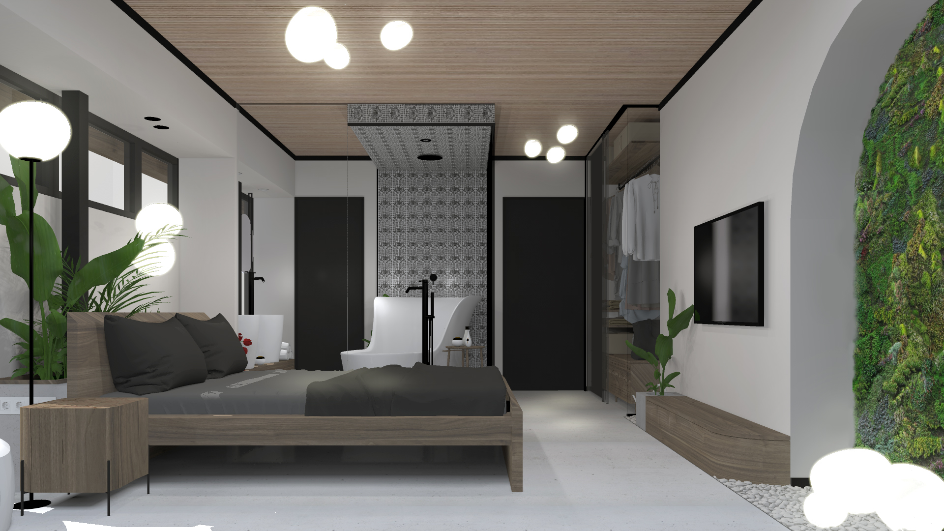 ÉnTér design szoba