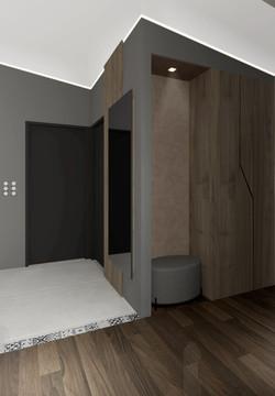 Belsőépítészeti terv ÉnTér Design