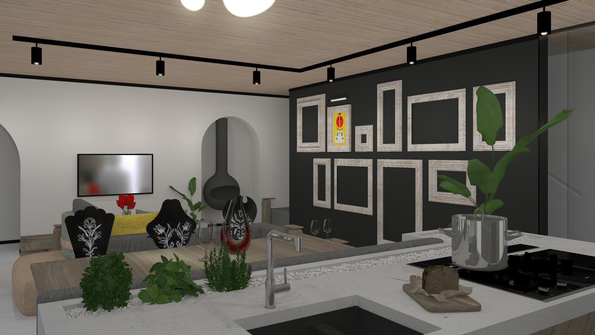 ÉnTér design nappali