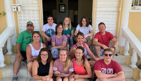 2019 Jamaica Youth Mission Trip